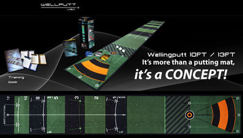 Welling Putt Putting Mat