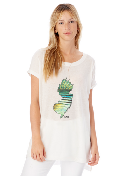 Eco Women's Beach Tee's and Tanks