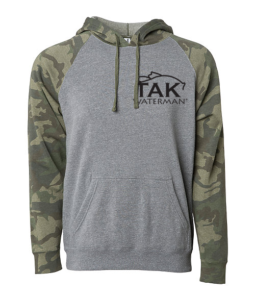 CAMO NJ Striper Hoody
