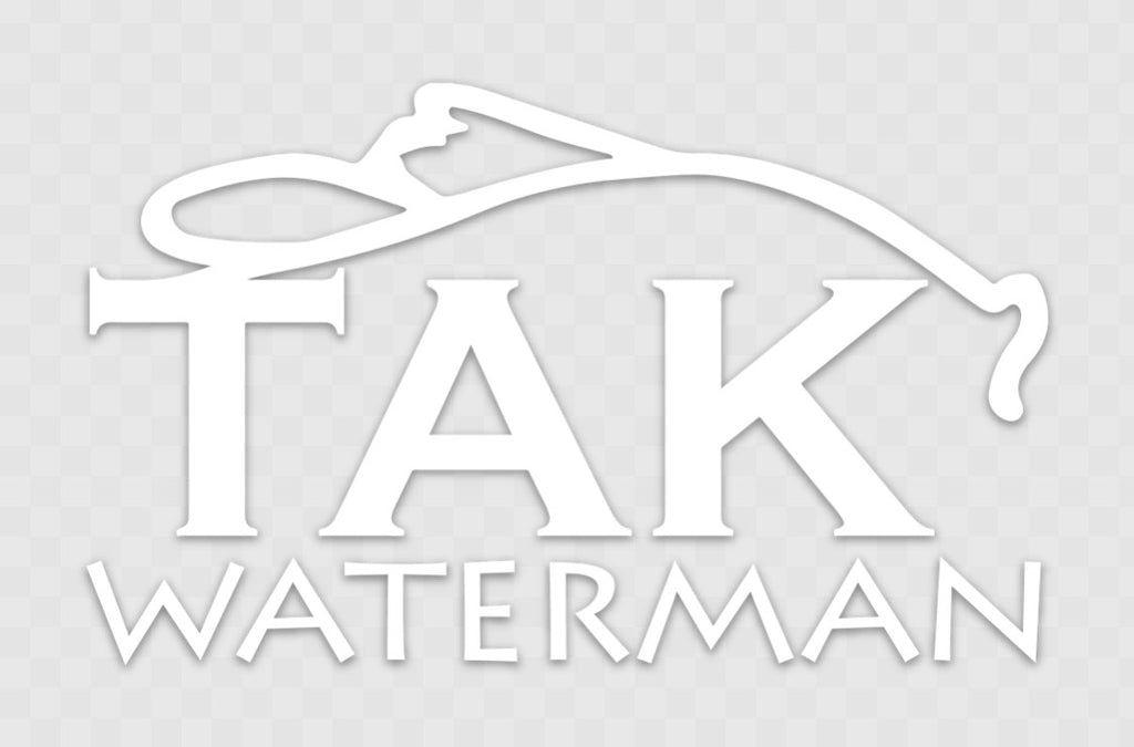 TAK Waterman Transfer Decal