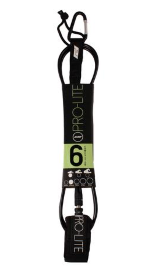 PRO LITE 6'0 COMP SURFBOARD LEASHES 5.5MM