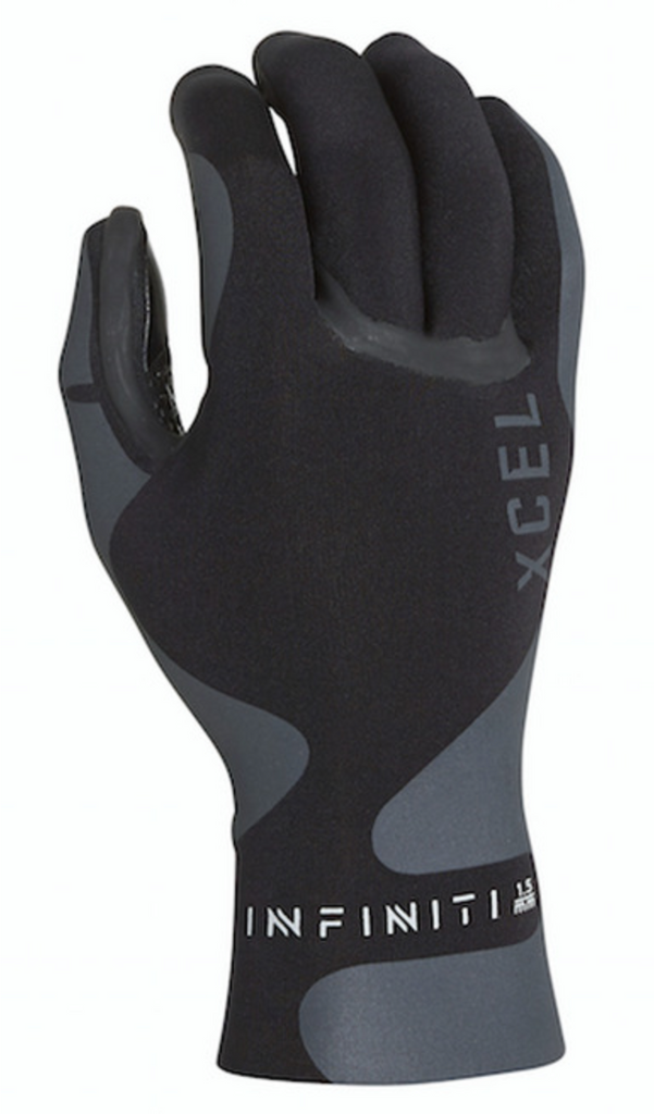 MEN'S INFINITI 5 FINGER GLOVE 1.5MM