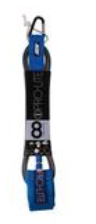 8 FT Pro Lite Free Surf leash