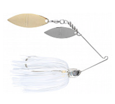 Booyah Vibra Wire Double Willow Spinnerbaits