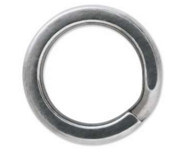 VMC Stainless Steel Split Ring