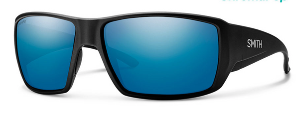 Smith Optics Guides Choice Blue Mirror Glass