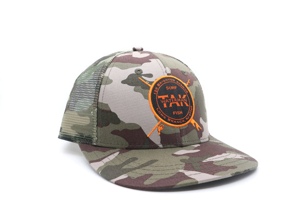Tak Waterman Surf N Fish Shop Hat