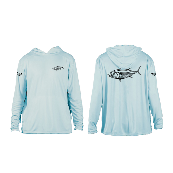 Bluefin Tuna Solar Tech L/S Hoody