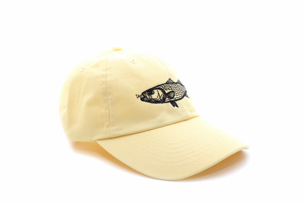 Wavey Striper Beach Hat