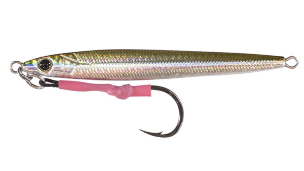 Hogy Sand Eel Jig w Assist Hook