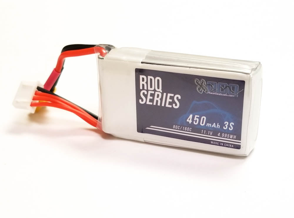 RDQ 450mah 3S FPV Battery for Sale