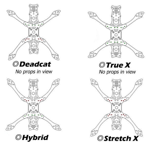 Flywoo Mr.Croc 5 Inch HD Frame Kit for DJI for Sale