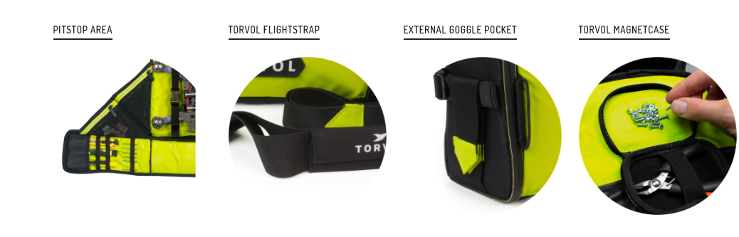 Torvol Freestyle Pitstop Bag for Sale