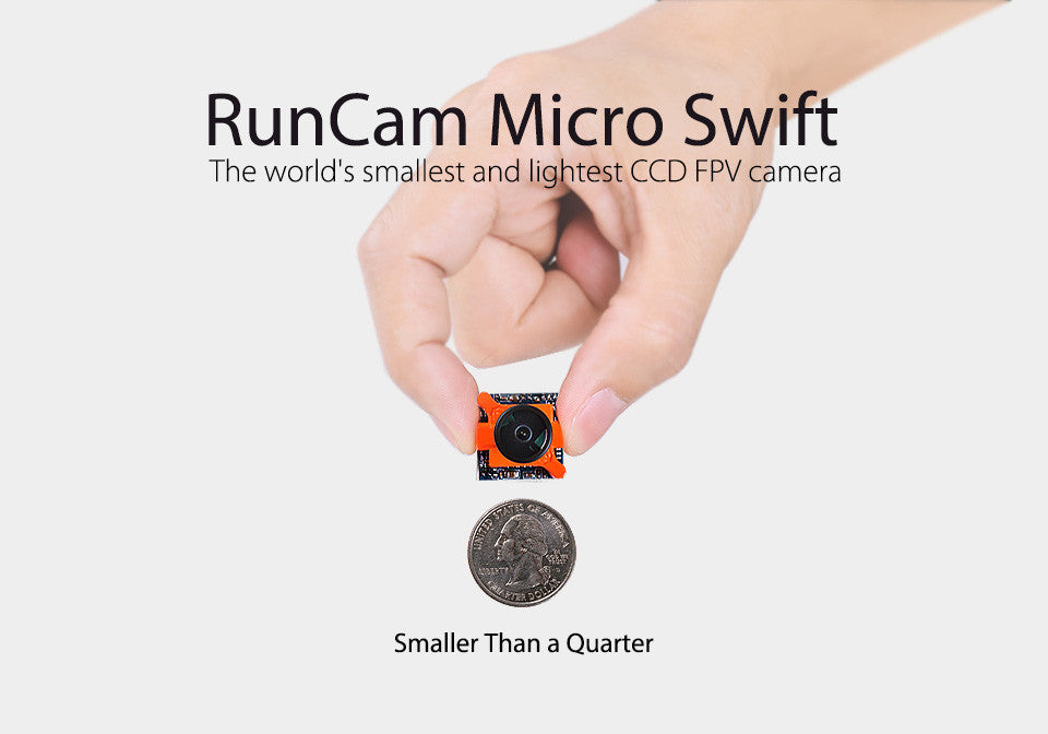World's Smallest FPV Camera
