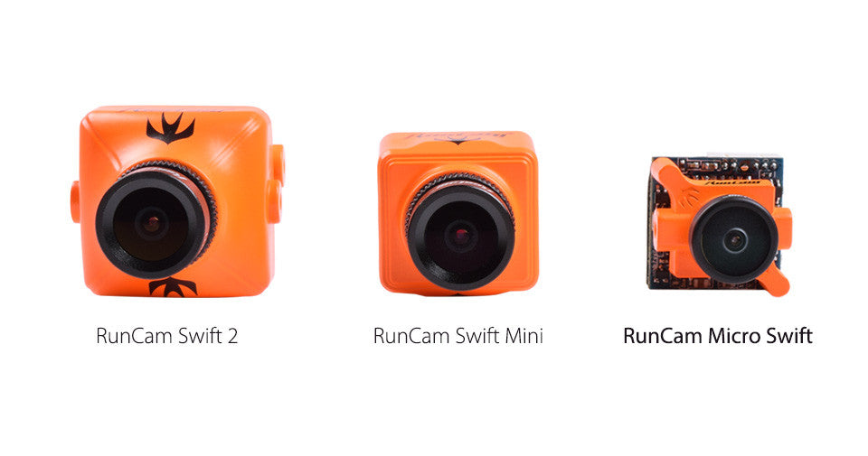 Runcam Swift Family of Products