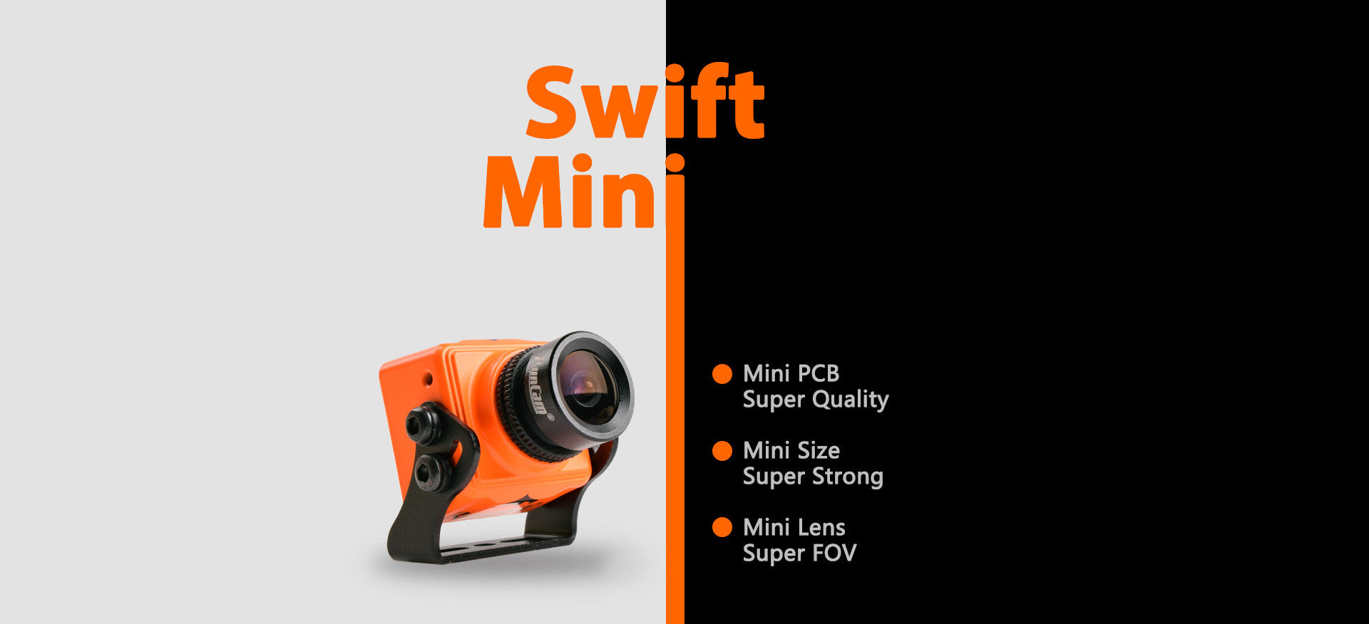 Mini Runcam Swift Camera