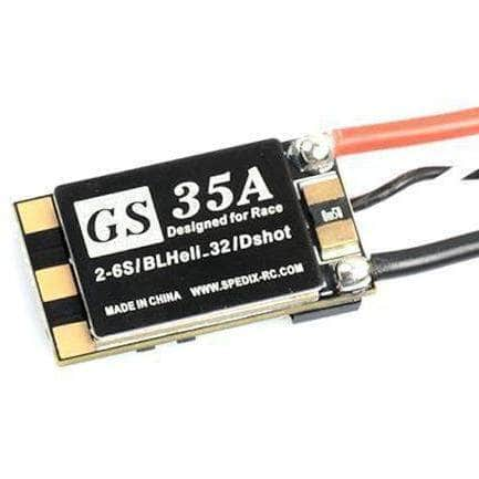 Spedix GS35 35a Individual ESC 2-6S DShot1200 for Sale