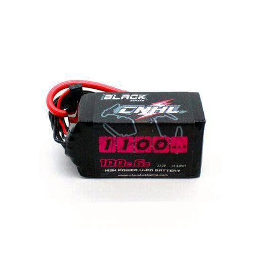 CNHL Black Series 22.2V 6S 1100mAh 100C LiPo Battery for Sale