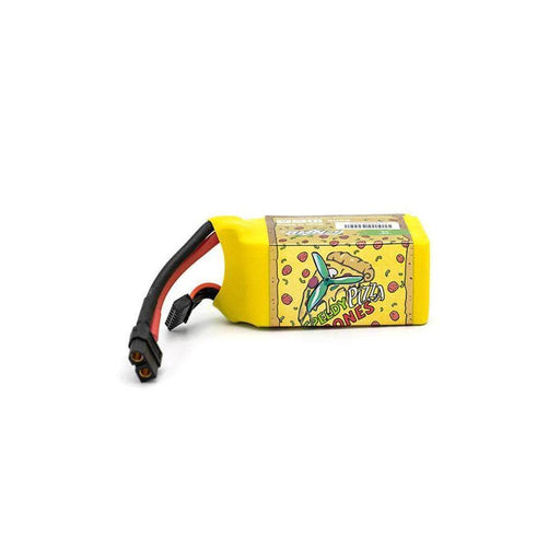 CNHL Speedy Pizza 22.2V 6S 1200mAh 100C LiPo Battery - XT60 - For Sale at RaceDayQuads