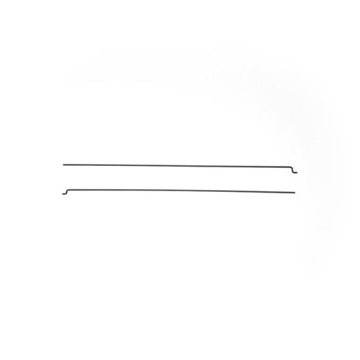 Steel Z-Bend 1.2mm Push Rod 2 Pack - Choose Your Length