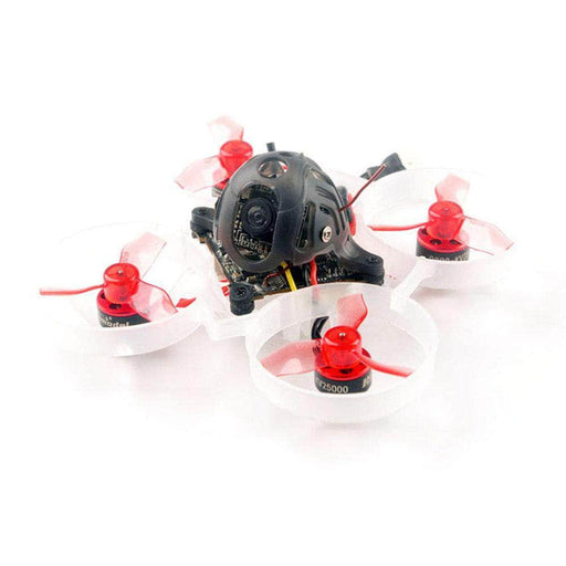 (PRE-ORDER) HappyModel BNF Mobula 6 1S Micro Whoop Quadcopter - Choose Your RX - Race or Standard