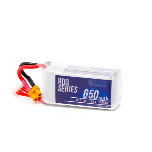 RDQ Series 650mah 4S 80C FPV Drone Battery for Sale