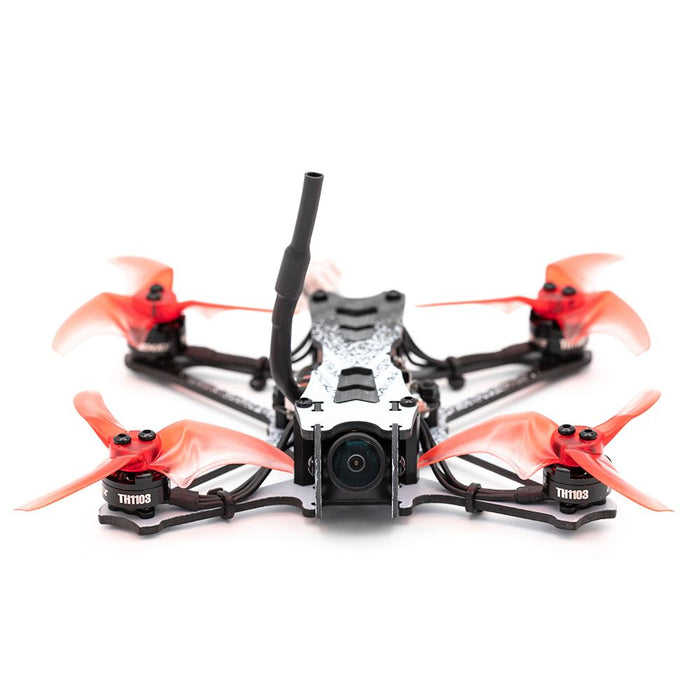 EMAX RTF Tinyhawk II Freestyle Ready To Fly Kit w/ Googles, Radio Transmitter, Case and 75mm Indoor Racing Whoop Drone