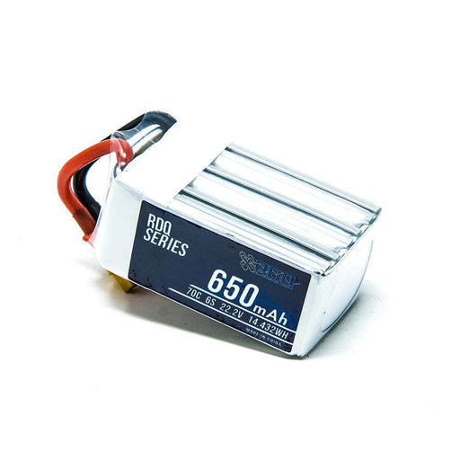 RDQ Series 22.2V 6S 650mAh 70C LiPo Micro Battery for Sale