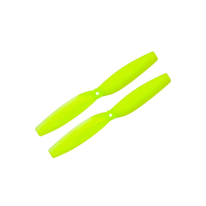 "Gemfan 65mm Bi-Blade 2.5"" Prop 8 Pack (1.5mm Shaft) - Choose Your Color - RaceDayQuads"