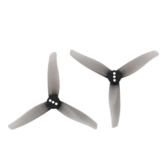 "Gemfan Hurricane 3016 Durable Tri-Blade 3"" Prop 4 Pack (2mm) - Choose Your Color - RaceDayQuads"
