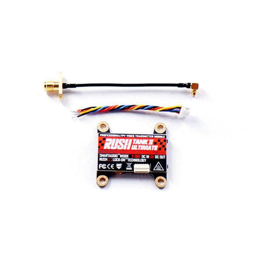 Rush FPV Tank II Ultimate 30x30 25-800mW MMCX VTX for Sale