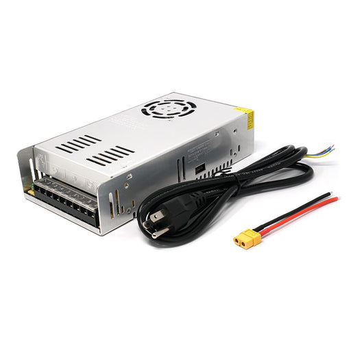 RDQ 24V 15A 360W Power Supply - Plug & Play Charger PSU