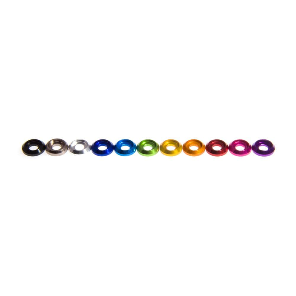 M3 Stepped Washer (1PC) - Choose Your Color