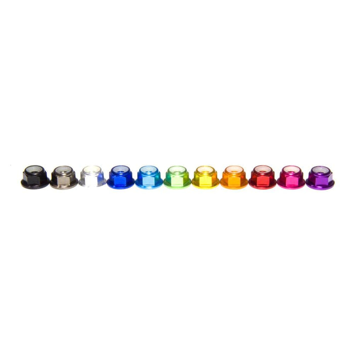 M5 Motor Nut w/ Flange (1PC) - Choose Your Color - RaceDayQuads