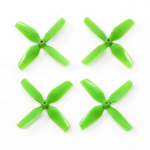 HQ Prop 1.6X1.6X4 Tiny Whoop Prop 4 Pack (1.5mm Shaft) - Choose Your Color - RaceDayQuads