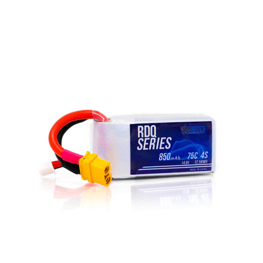 850mah 75C 4S FPV Drone Battery for Sale