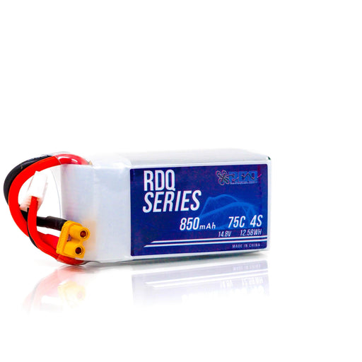 RDQ Series 850mah 4S 75C FPV Drone Battery for Sale