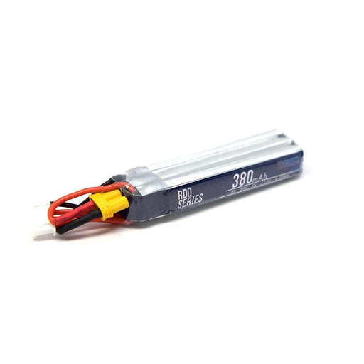 XT30 RDQ Series 11.4V 3S 380mAh 60C LiHV Whoop Battery for Sale