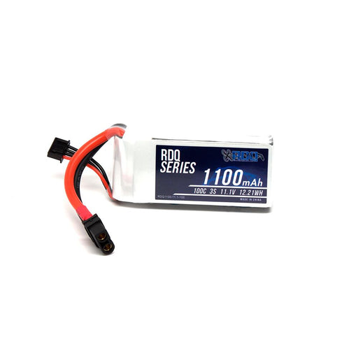 RDQ Series 11.1V 3S 1100mAh 100C LiPo Battery - XT60