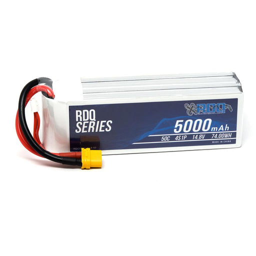 RDQ Series 14.8V 4S 5000mAh 50C LiPo Battery - XT60