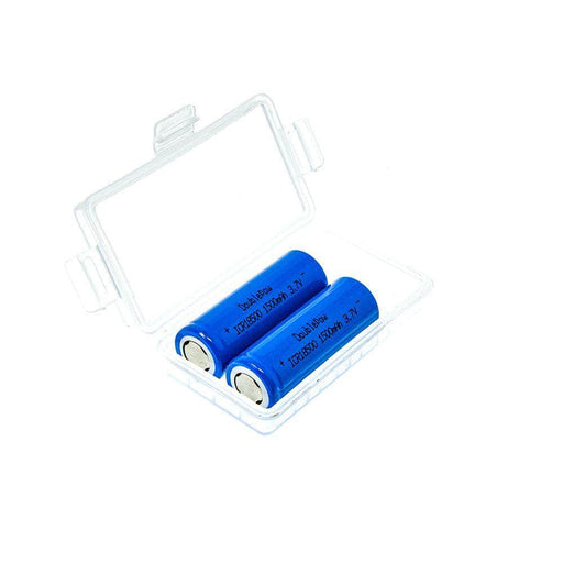 DoublePow 1500mAh 18500 Li-Ion Battery 2 Pack for X-Lite - RaceDayQuads