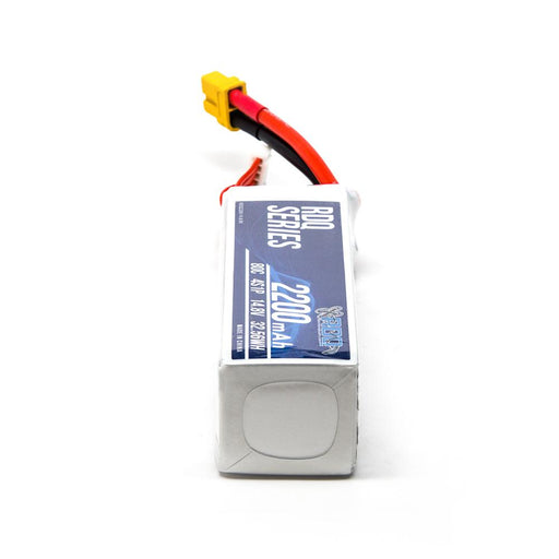 RDQ Series 14.8V 4S 2200mAh 80C LiPo Battery - XT60