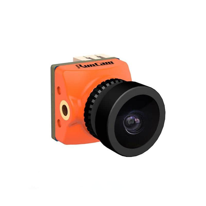 RunCam Racer Nano 2 1000TVL 16:9/4:3 NTSC/PAL CMOS FPV Camera (1.8 or 2.1mm) - Orange - RaceDayQuads