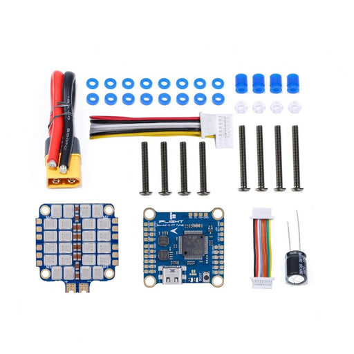 iFlight Succex-D F7 V2.1 2-6S 30x30 Stack/Combo for DJI (F7 FC / 32bit 60A 4in1 ESC)