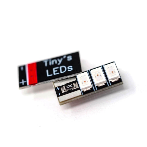 TinysLEDS Super Bright 4-6S Tiny LEDs - Choose Your Color - RaceDayQuads