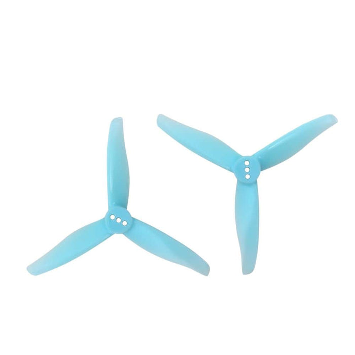 "Gemfan Hurricane 3016 Durable Tri-Blade 3"" Prop 4 Pack (1.5mm) - Choose Your Color - RaceDayQuads"