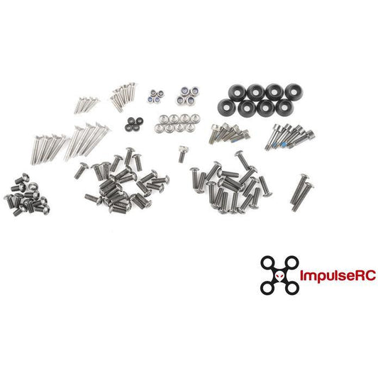 ImpulseRC Apex Full Screw Pack - HT - RaceDayQuads