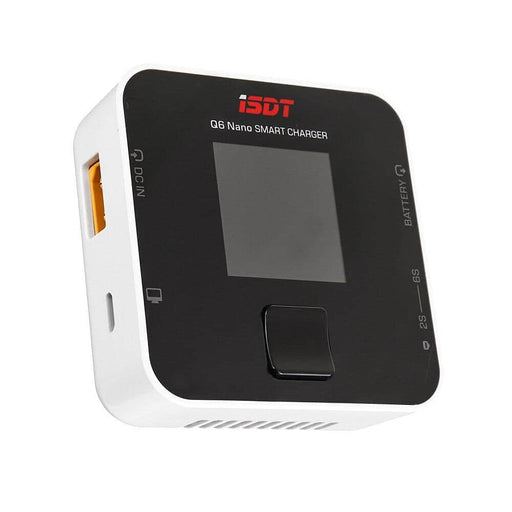 ISDT Q6 Nano BattGo 200W 8A Smart Charger for Sale