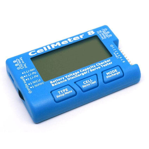 CellMeter 8 V2 2-8S Battery Checker - RaceDayQuads