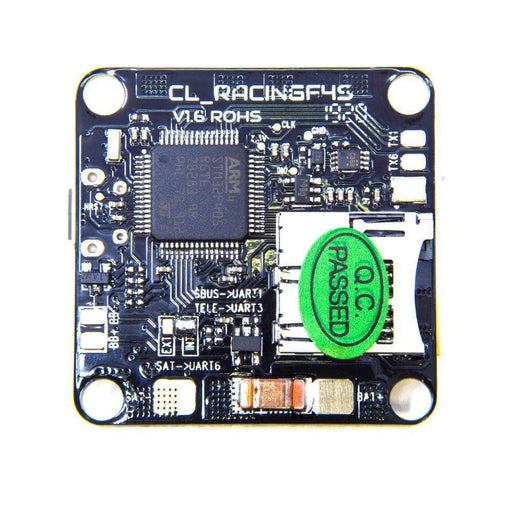 CLRacing F4S V1.6 AIO 30x30 Flight Controller